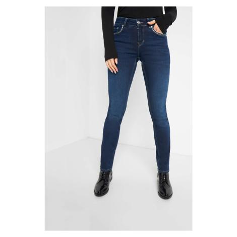 Skinny džíny s výšivkou Orsay