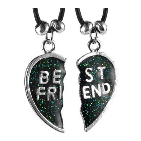 Náhrdelníky BEST FRIEND - rozpůlené srdce Šperky eshop