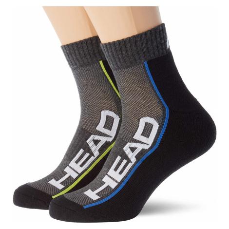 2PACK ponožky HEAD vícebarevné (791019001 002) M
