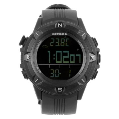 Digitální multifunkční hodinky CLAWGEAR® Mission Sensor MK.II - černé