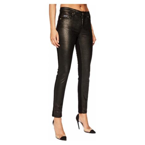 Černé kalhoty - VERSACE JEANS COUTURE