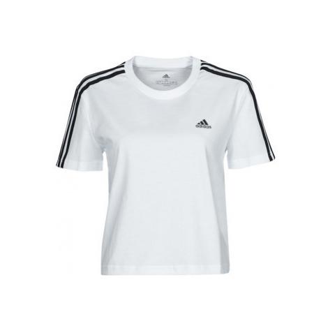 Adidas W 3S CRO T Bílá
