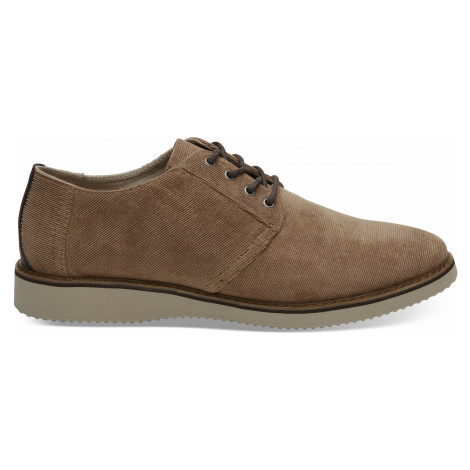 Bark Micro Corduroy Men Preston Toms