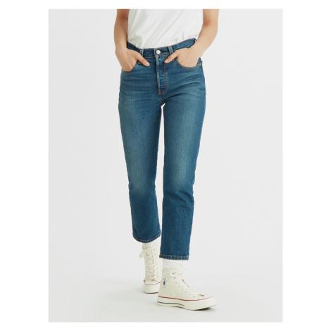 501® Crop Jeans Levi's® Modrá Levi´s