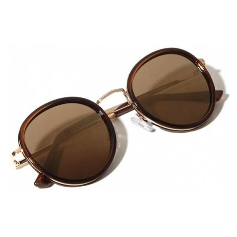 Hnědé sluneční brýle Nali