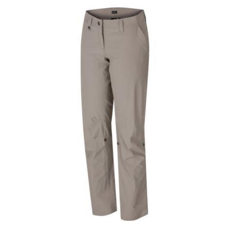 Hannah BERENIKA béžová - Dámské kalhoty