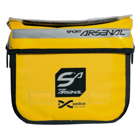 Brašna na řidítka QF Sport Arsenal Art. 310 Barva: žlutá
