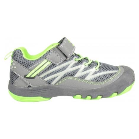 Umbro HANNA zelená - Dětská volnočasová obuv