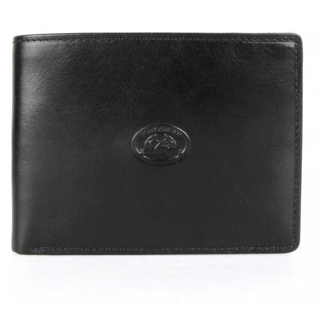 Tony Perotti Pánská kožená peněženka Italico 537 - černá