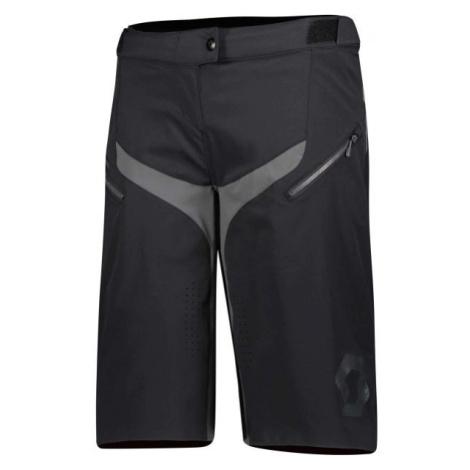 Scott TRAIL VERTIC PRO W/PAD W černá - Dámské šortky