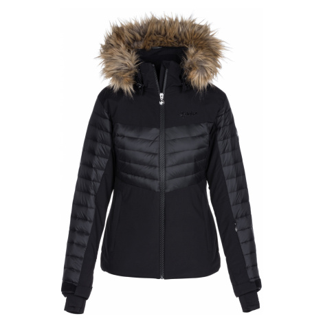 KILPI Dámská lyžařská bunda BREDA-W LL0020KIBLK Černá