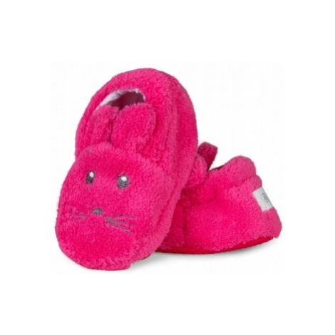 Botičky/capáčky/papučky 12-18m Risocks Myšička - růžová, vel.