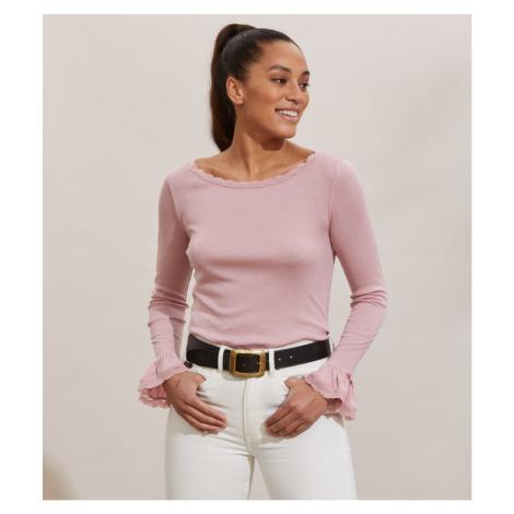 Tričko Odd Molly Gladys Top - Růžová