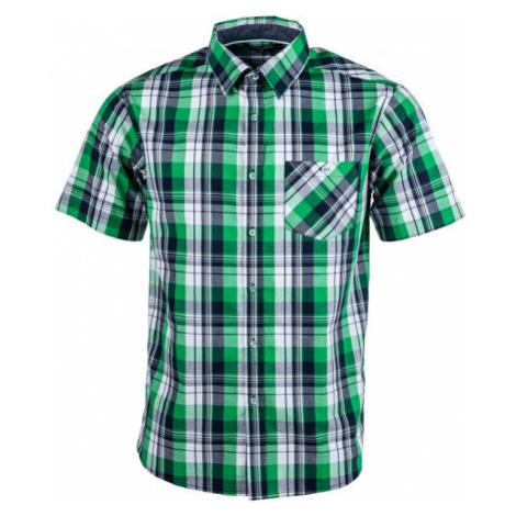 Willard ALEM zelená - Pánská košile