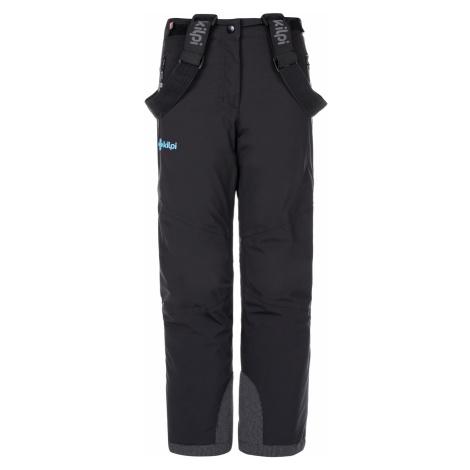 KILPI Dětské lyžařské kalhoty TEAM PANTS-J LJ0077KIBLK Černá