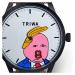 Triwa Comb-Over black Donald Trump