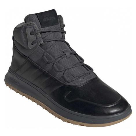 adidas FUSION STORM WTR černá - Pánská volnočasová obuv