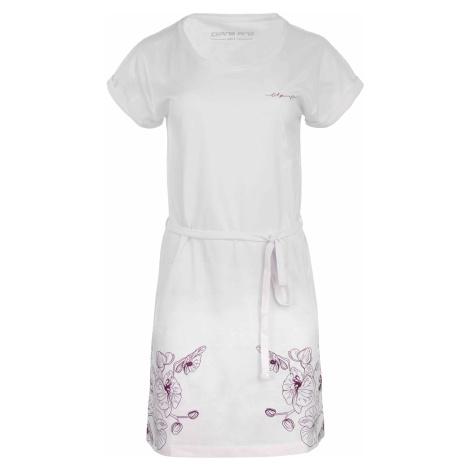 Alpine Pro LADA BÍLÁ Dámská Šaty, sukně
