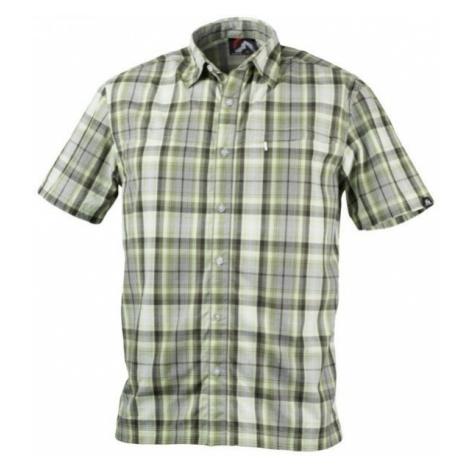 Northfinder LEMON zelená - Pánská košile