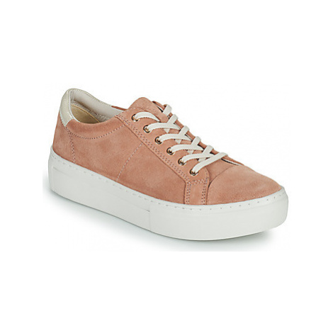 Vagabond Shoemakers ZOE PLATFORM Růžová