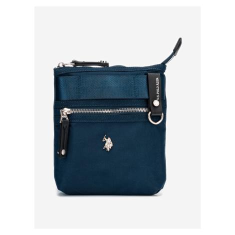 New Waganer Cross body bag U.S. Polo Assn Modrá