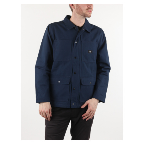 Bunda Vans Mn Drill Chore Coat Dress Blues Modrá