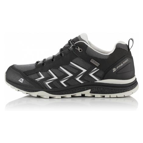 ALPINE PRO EIELSON Unisex obuv outdoorová UBTP193990 černá