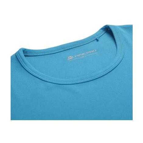 Pánské triko Alpine Pro NASMAS 2 - modrá