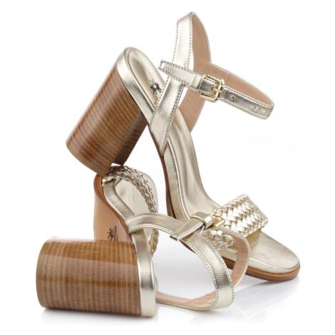 Sandále La Martina Woman Sandal - Žlutá