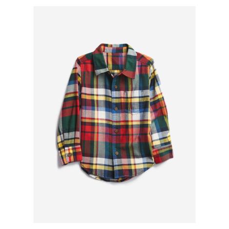 Košile dětská GAP Barevná