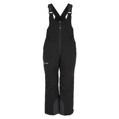 KILPI Chlapecké lyžařské kalhoty CHARLIE-JB JJ0044KIBLK Černá