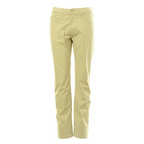 Kalhoty Pioneer Rando pánské béžové