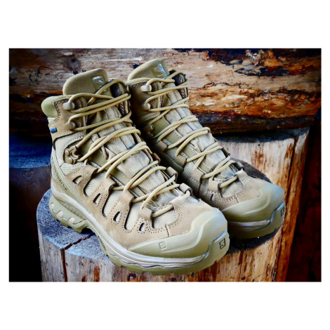 Boty Salomon® Quest 4D GTX Forces 2 EN – Coyote Brown