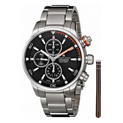 MAURICE LACROIX PONTOS PT6008-SS002-332, Pánské náramkové hodinky
