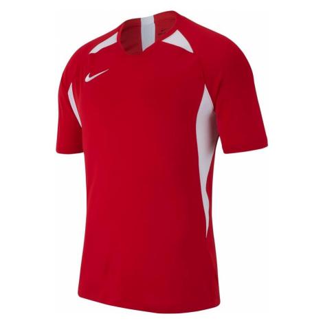 Dětský dres Nike Dry Legend Červená / Bílá