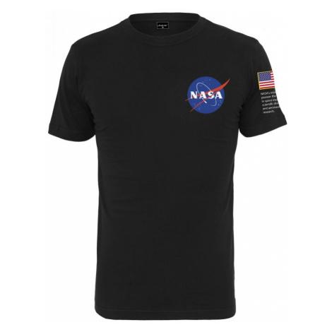 NASA Insignia Logo Flag Tee Urban Classics