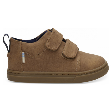 Light Twig Synthetic Suede Toms