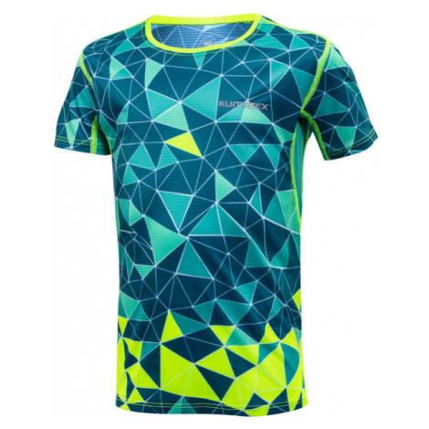 Klimatex FEO modrá - Dětské sportovní triko