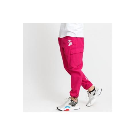 Nike M NSW Woven Cargo Pant Wtour tmavě růžové