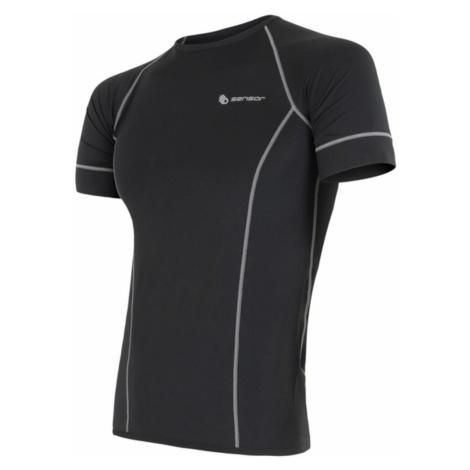 Sensor COOLMAX FRESH pánské triko černá