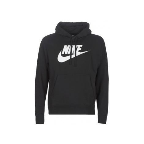 Nike M NSW CLUB HOODIE PO BB GX Černá