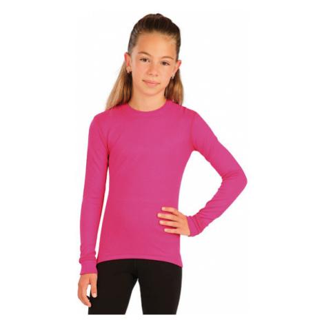 Dětské funkční termo triko Litex 60160   růžová