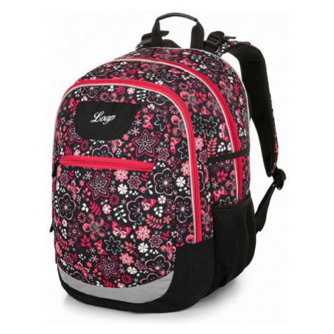 Loap ELLIPSE červená - Školní batoh