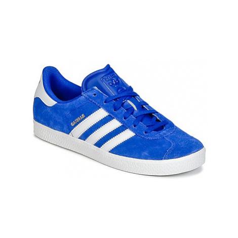 Adidas GAZELLE 2 J Modrá