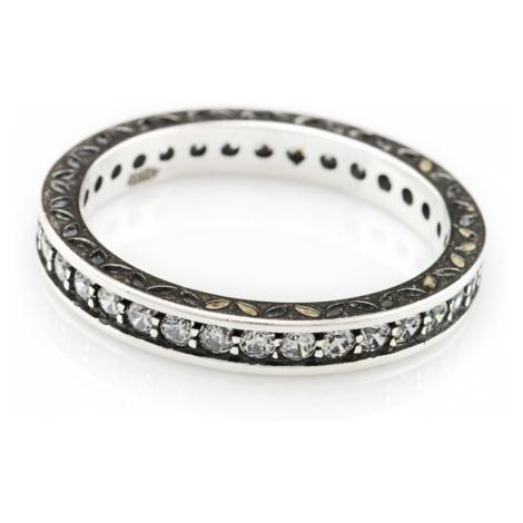 Linda's Jewelry Stříbrný prsten Shiny IPR005 Velikost: 56
