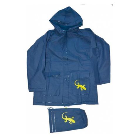 pláštěnka Salamander+pytlik, Pidilidi, PL0045-04, modrá