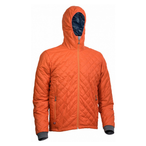 Bunda Warmpeace Spirit orange/navy