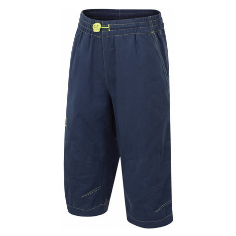 HANNAH Ruffy JR Dětské 3/4 kalhoty 116HH0020LK06 Dark denim