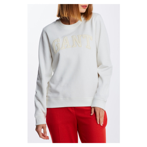 MIKINA GANT ARCH LOGO C-NECK SWEAT