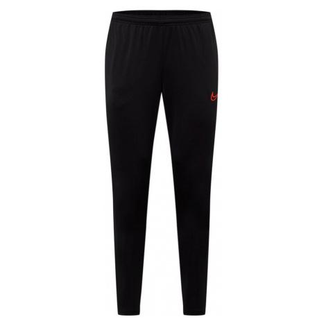 NIKE Sportovní kalhoty 'Academy' černá